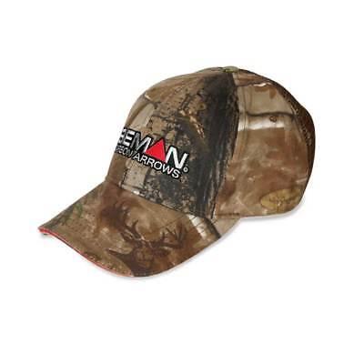 low priced 7d443 b42aa Beman Carbon Arrows Camo Hat, RealTree APG Cap, Beman Archery .
