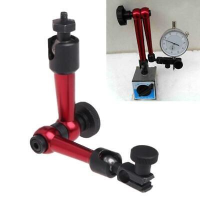Flexible Magnetic Gauge Base Holder Dial Test Indicator Stand Bracket