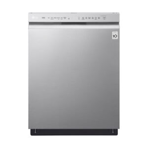 LG 24-in 48-Decibel Built-in Stainless Steel Dishwasher $499