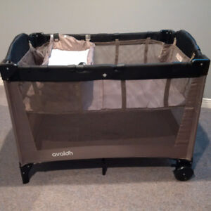 Playpen - limited use at Grandparents home