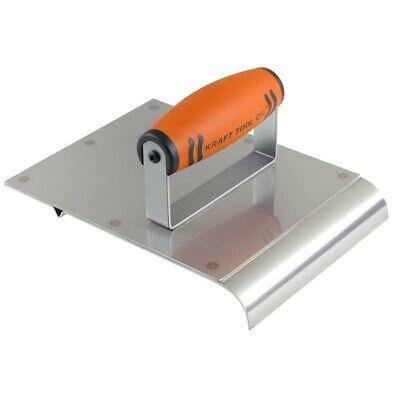 Kraft Tool 12 Radius 12 Bit Concrete Edger-groover Stainless Steel