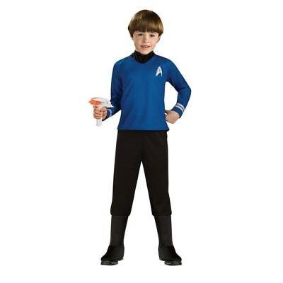 Sci-Fi Star Trek Spock Vulkan Deluxe Hemd Hose Halloween Cosplay Kostüm Junge - Sci Fi Cosplay Kostüm