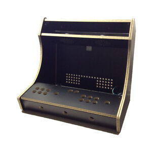 Home Arcade Cabinet - Bartop Kit for PC or Jamma Board
