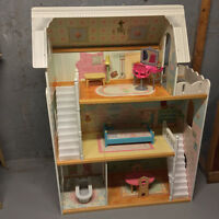 Beautiful Doll House