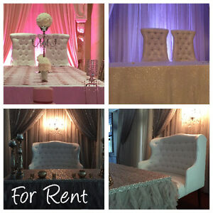 Decor for any event..DIY or Event Planninng and Decor Services