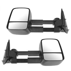 NEW SET OF TOWING MIRRORS 1999 - 2006 Chevrolet or GMC Trucks