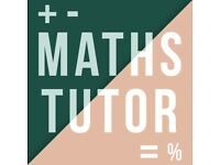 Maths Tutor Available