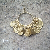 Found: gold coloured earring on West Street