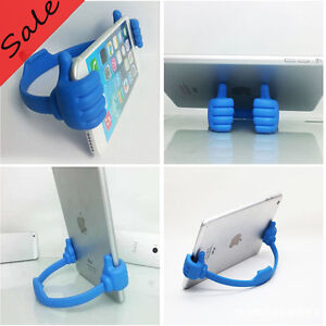 Support fixation thumbs pour t l phone portable main - Support pour photo original ...