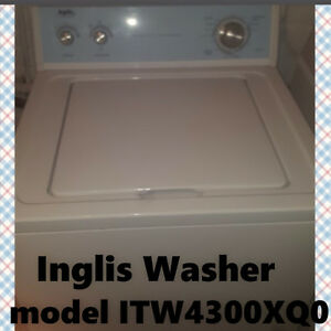 ALMOST NEW WASHER   [HARDLY USED]