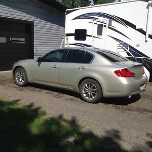 2007 Infiniti G35x Luxury Berline