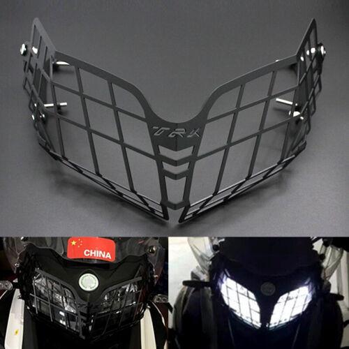 Motorrad Scheinwerfer Schutzfolie Grillabdeckungen für Benelli TRK502 TRK 502