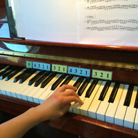 Piano Lessons - Registered Teacher in Falmouth