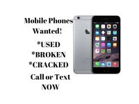 Wanted Urgently: Apple iPhone Samsung Smartphones