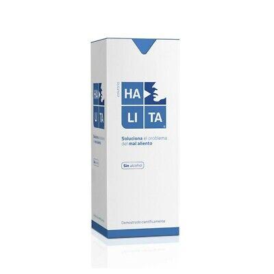 HALITA COLUTORIO 500 ML, ALIENTO FRESCO, BUCODENTAL, ENJUAGUE BUCAL