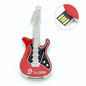 >>>Novelty USB Pen Drive - Guitar, Ice Lolly, Cross & Much More!