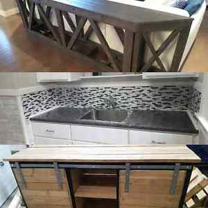 Interior Design/Finish Carpentry/Furniture/Painting/Tilesetting  Edmonton Edmonton Area image 2