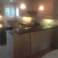 Quartz Kitchen Countertops sale $ 3000