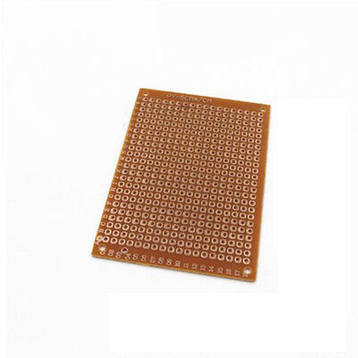 Prototype Bakelite Pcb Blank Empty Universal Printed Circuit Board 5cm X 7cm