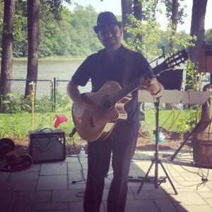Guitariste chanteur pop, québécois