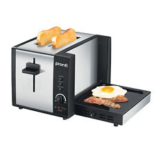 PRONTI 3-in-1 Toaster