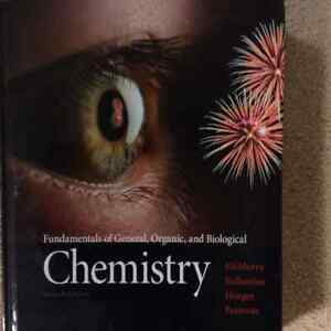 College and LU chemistry book