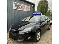 2014 Ford Focus NOW SOLD! MORE CARS NEEDED! WE BUY ANY CAR! HATCHBACK Petrol Aut