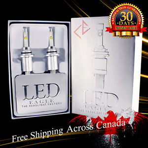 LED Headlight kit Arc-Beam Kit Cool White CREE 2 Yr Warranty