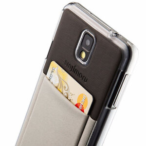 Galaxy Note 3 case with card holder