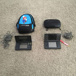 Nintendo DS lite's and games: prices listed below: