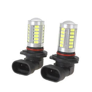 2x-HID-Blanco-HB4-9006-33smd-5630-LED-coche-DRL-Niebla-Conduccion-FARO-DELANTERO