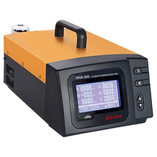 5-In-1 Digital LCD Auto Car Emission Exhaust Gas Analyzer HC, CO, CO2, O2 ,NO