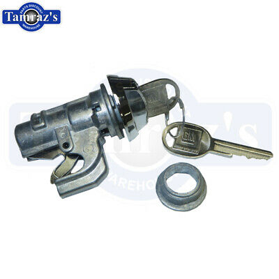 GM A B F Body Trunk Lock Round Shaped Later Key Style 112 New