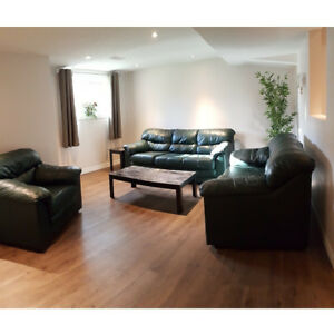 ALL INCL STUDENT ROOMS FOR RENT 3 BED BSMT APT CONESTOGA DOON