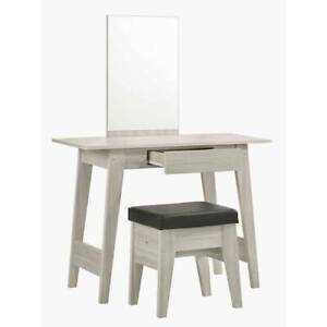 Oslo Dressing Table with Stool Vanity Makeup Desk Jewellery Organ Sydney City Inner Sydney Preview
