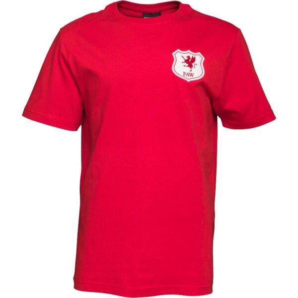 Toffs Mens Wales Number 11 T-Shirt - Red (Size XL) (Brand New With Tags)