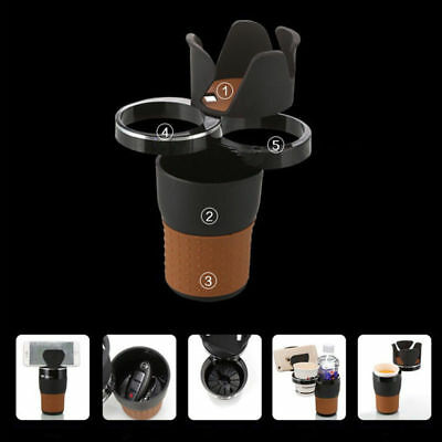 Auto Car Seat Dual Cup Holder Food Drink Bottle Mount Stand Storage Organizer Auto Cars Drink Holders