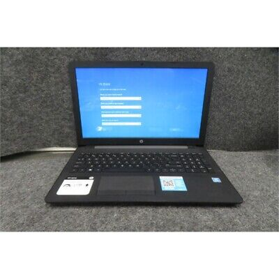 "Laptop Windows - HP 15-bs289wm Laptop 15.6"" Pentium N5000 1.1 GHz 8GB 1TB HDD Windows 10 Home"