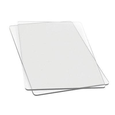 5Sizzix Doppelpack Schneideplatten 15,5x22,3 cm 655093