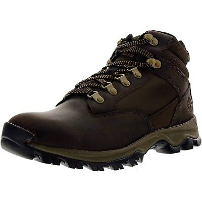 Boots - Timberland Men's Keele Ridge Leather/Textile Ankle-High Leather Boot