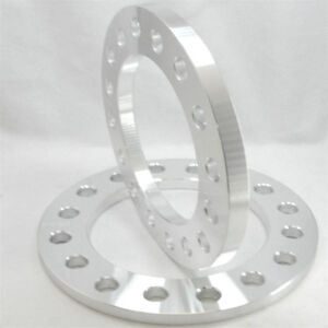 8 BOLT WHEEL SPACERS 1/2 AND 1/4 INCH THICK