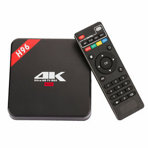 4K Ultra HD TV Box for Sale Here at NanoTech!!