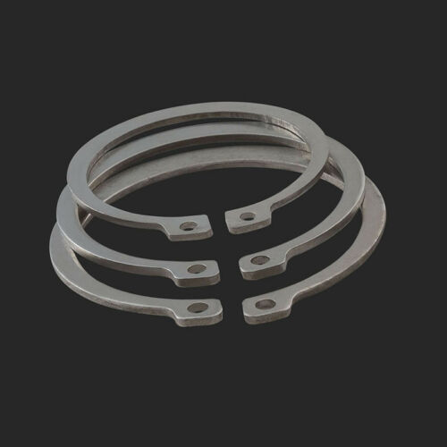 304 Stainless Steel External Retaining Ring Circlip Shaft Diameter ¢3 To¢28 A2