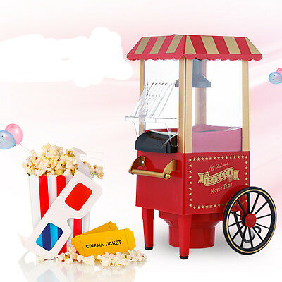 Mini-home Carriage Carts Popcorn Machine Making Delicious for sale  Shipping to Nigeria