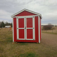 Barn shed 8ft x 8ft - Ready to go!