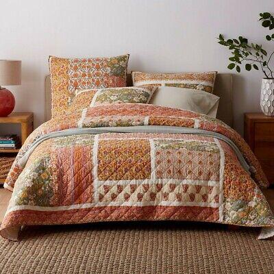 The Company Store Kiri European Pillow Sham ONLY! Cotton Multicolored Company Store Pillow