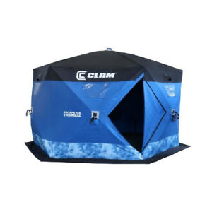 Clam Escape Ice Shelter