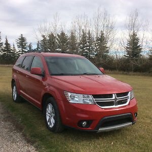2013 Dodge Journey SXT 61,070 kms
