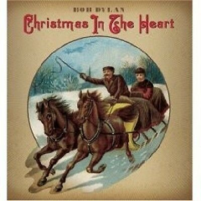 "BOB DYLAN ""CHRISTMAS IN THE HEART"" (180 GR VINYL) LP VINYL NEU"
