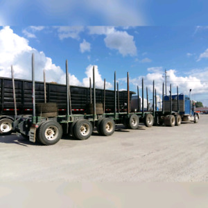 10 bunk, 5 axle Timmins